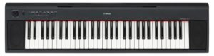 Yamaha Piaggero NP11 61-Key Lightweight Compact Portable Keyboard