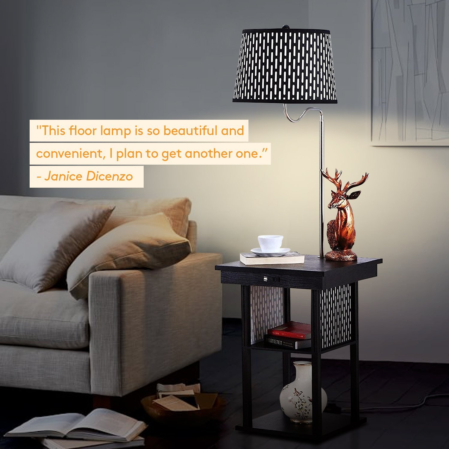 Table Lamps For Modern Living Room The Best Idea