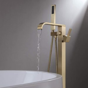 Buying Guide On Choosing The Best Freestanding Bathtub Faucet
